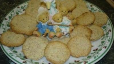 Biscotti d'avena