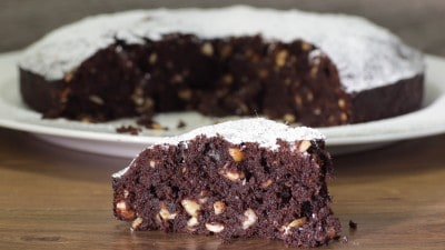 Torta gianduja