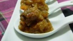Cucchiai di carne alla genovese