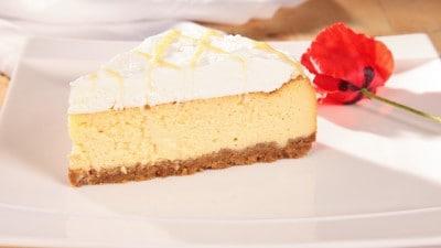 Cheesecake al dulce de leche